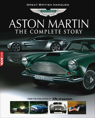 Aston Martin: The Complete Story digital subscription
