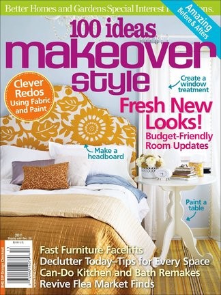 100 Ideas Makeover Style digital cover