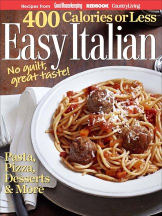 400 Calories or Less: Easy Italian digital subscription