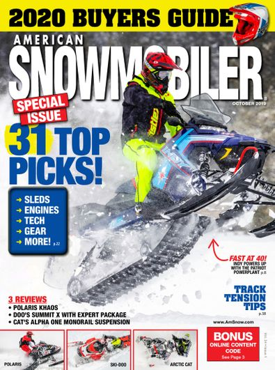 American Snowmobiler digital cover