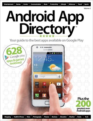 Android App Directory Vol 2 digital cover