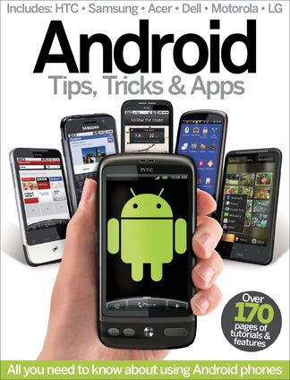 Android Tips, Tricks & Apps Vol 1 digital cover