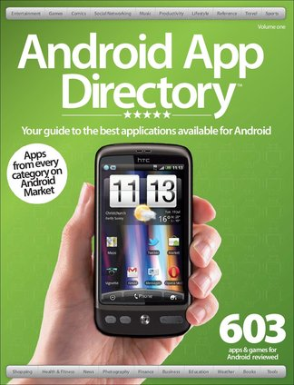 Android App Directory Vol 1 digital cover