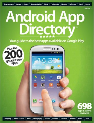 Android App Directory Vol 3 digital cover
