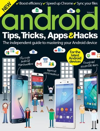 Android Tips, Tricks, Apps & Hacks digital cover