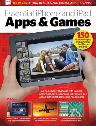Apps + Games for iPhone and iPad digital cover