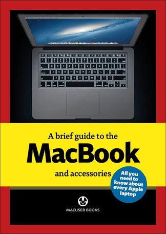A brief guide to MacBooks digital cover