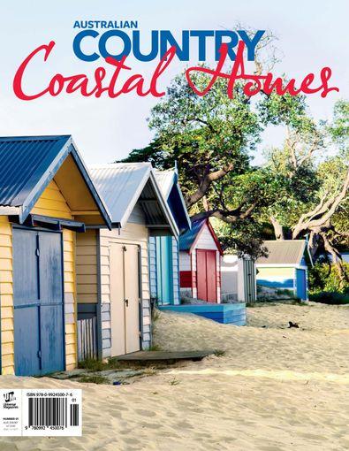 Australian Country Coastal Homes digital cover