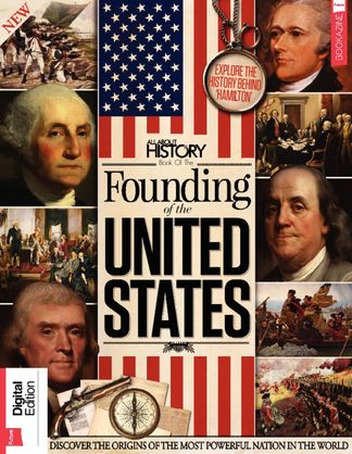 All About History Book of the Founding of the US digital cover