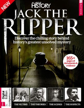 All About History Jack The Ripper digital cover