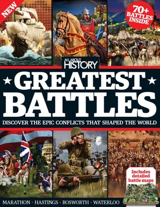 All About History Book Of Greatest Battles digital cover