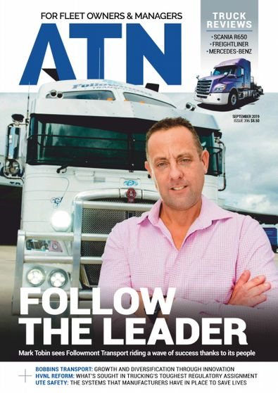 Australasian Transport News (ATN) digital cover