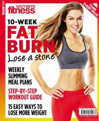 10 Week Fat Burn: Lose a Stone digital subscription