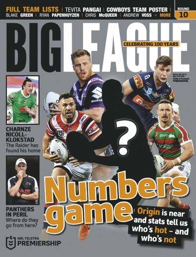 Big League Weekly Edition digital cover