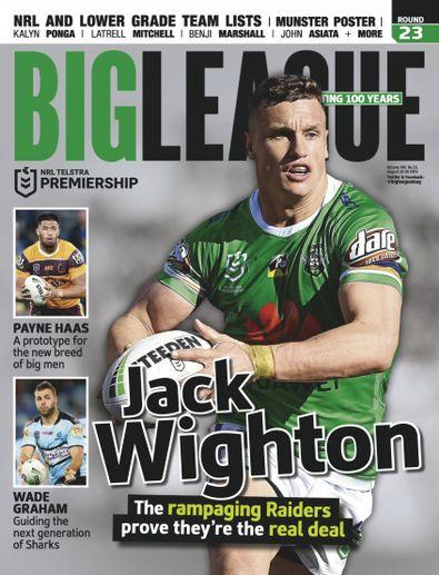 Big League Weekly Edition digital cover