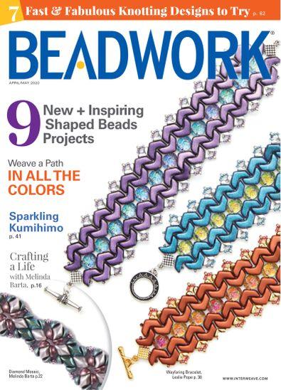 Beadwork digital cover