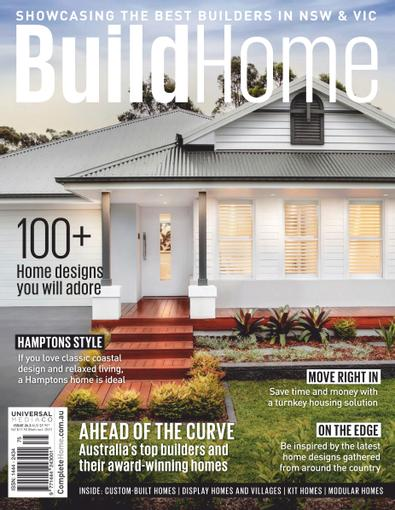 BuildHome digital cover