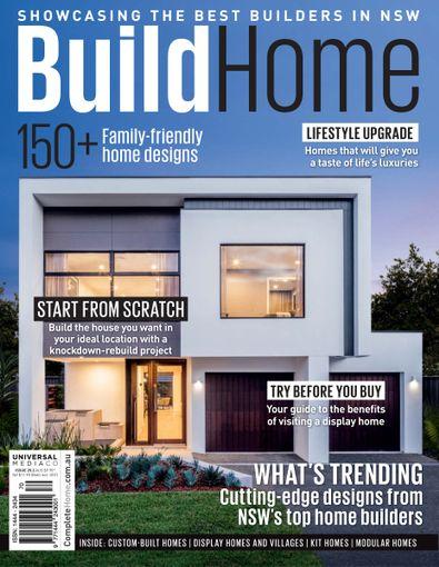 BuildHome digital cover