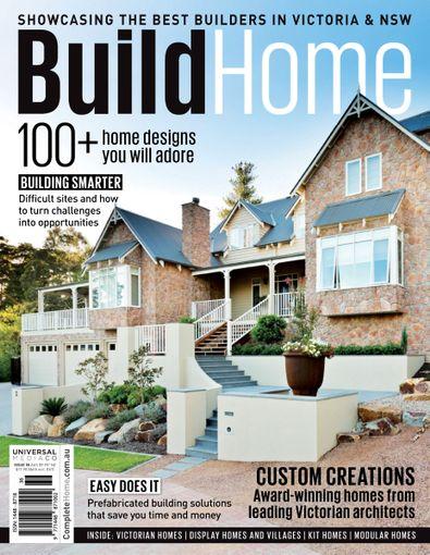 BuildHome Victoria digital cover