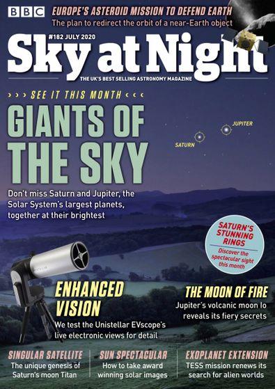 BBC Sky at Night digital cover