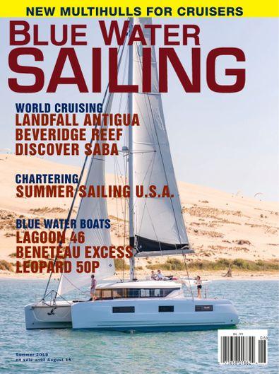 Blue Water Sailing digital cover