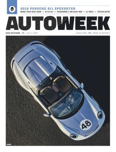 Autoweek digital cover