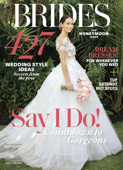 Brides digital cover