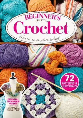 Beginner's Guide to Crochet digital cover