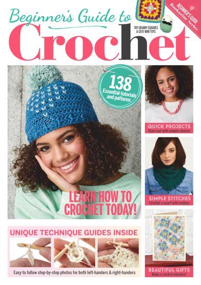 Beginner's Guide to Crochet digital cover