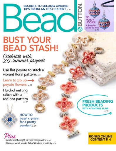 Bead&Button digital cover