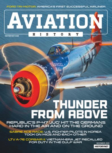 Aviation History digital cover