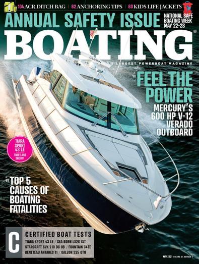Boating digital cover