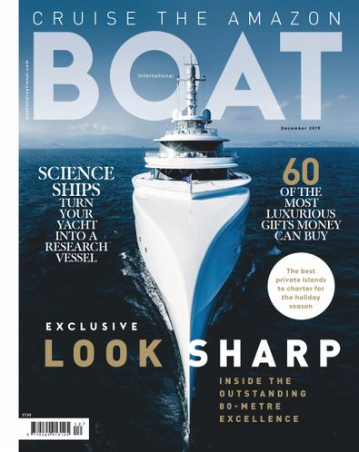 Boat International digital cover
