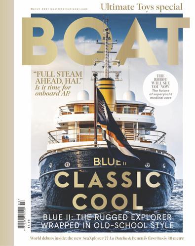 Boat International digital cover