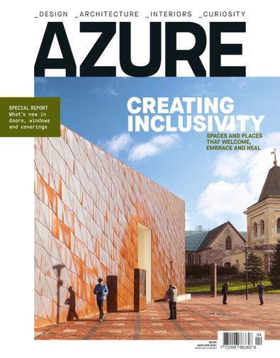 AZURE digital cover