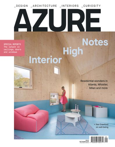 AZURE digital cover