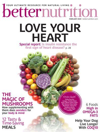Better Nutrition digital cover