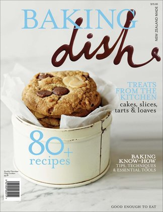 Baking Dish digital cover