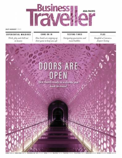 Business Traveller Asia-Pacific Edition digital cover