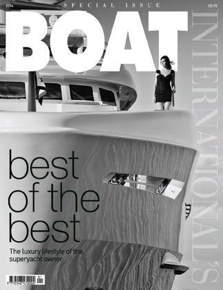 Boat International's Best of the Best digital cover