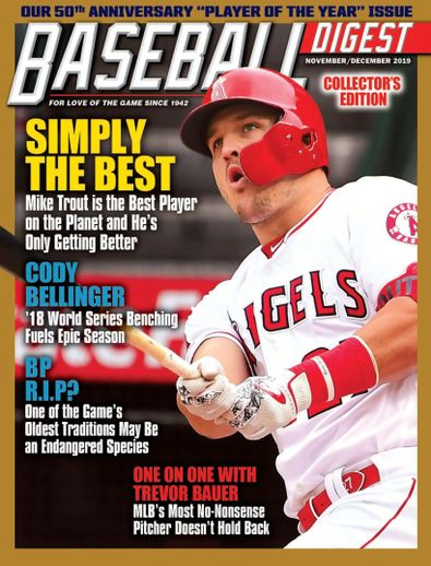 Baseball Digest digital cover