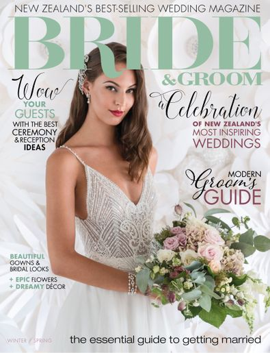 Bride & Groom digital cover