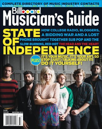 Billboard Musician's Guide to Touring & Promotion digital cover