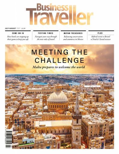 Business Traveller digital cover