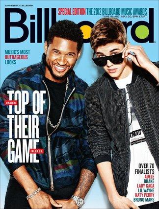 Billboard Music Awards digital cover