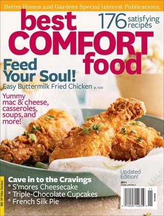 Best Comfort Food digital cover