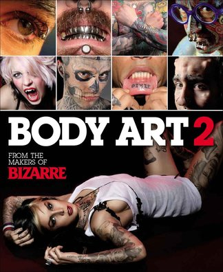 Bizarre Body Art 2 digital cover
