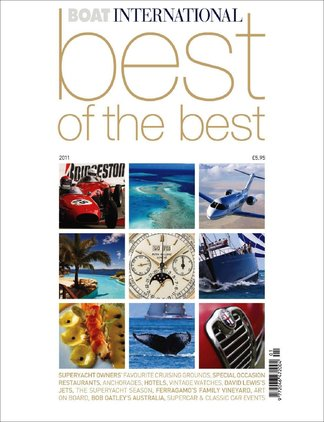 Boat International - Best of the Best digital cover