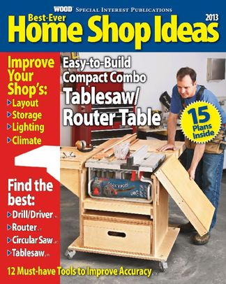 Best-Ever Home Shop Ideas digital cover