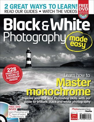 Black & White Photography Made Easy digital cover